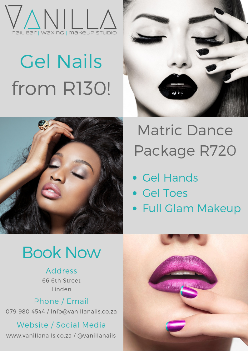 Vanilla Matric Dance Package